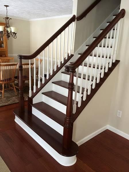 Best 27 Collection Brazilian Cherry Stairs Stairs Wood 640 x 480