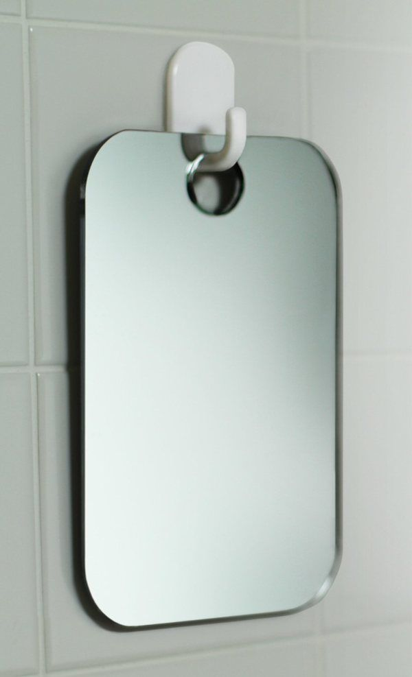Fogless Shower Shaving Mirror (Also keep a dry erase board in there for ideas, a good writer writes everywhere, & the best ideas come from the shower, we are truly & completely away from the outside world, bare.)
