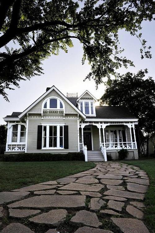victorian style homes abilene texas - Victorian Style House
