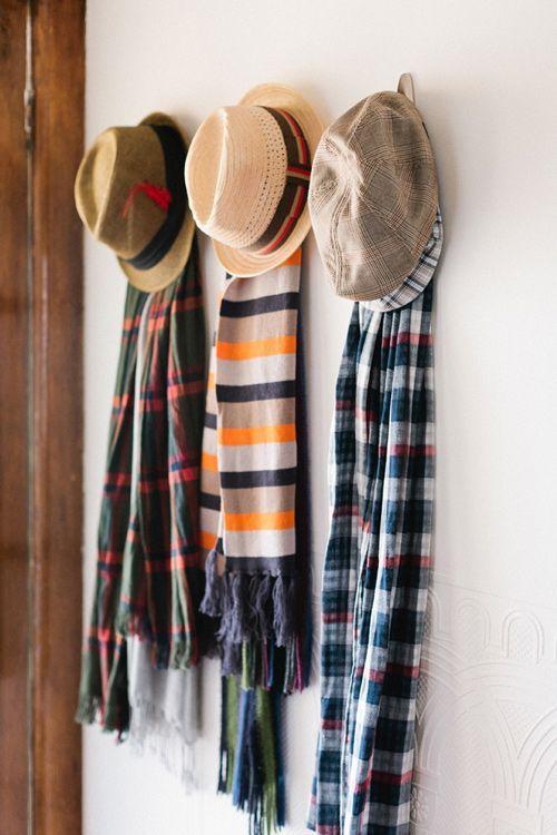 Best 25 hat storage ideas on pinterest hat organization diy hat rack and hat holder - Creative hat storage ideas ...