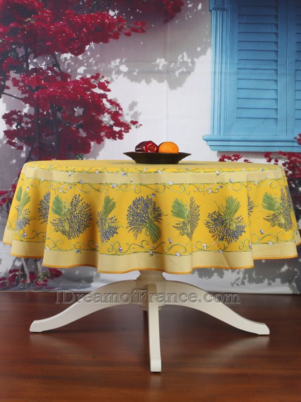 French Country Tablecloths Provence | Provence AT MY TABLE U2013 Northcliff,  Johannesburg, 011