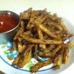 Cajun Baked French Fries Recipe