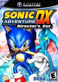 Sonic Adventure DX - Gamecube Game