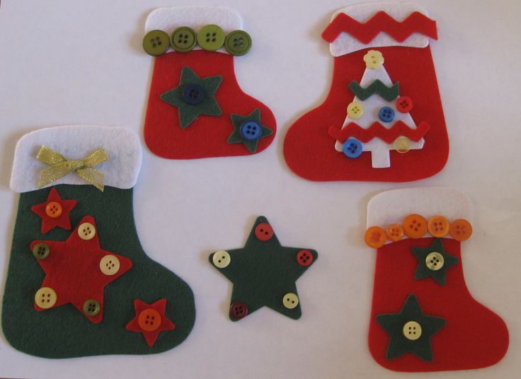 Christmas decorations.  Can be used to decorate the christmas tree or as card toppers, make your own cards.