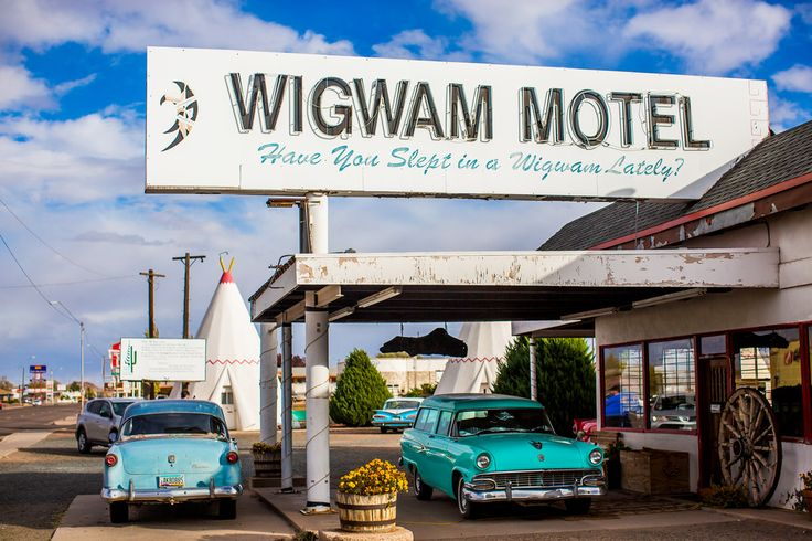 Enjoy A Unique Stay At This Hotel In Holbrook, Arizona