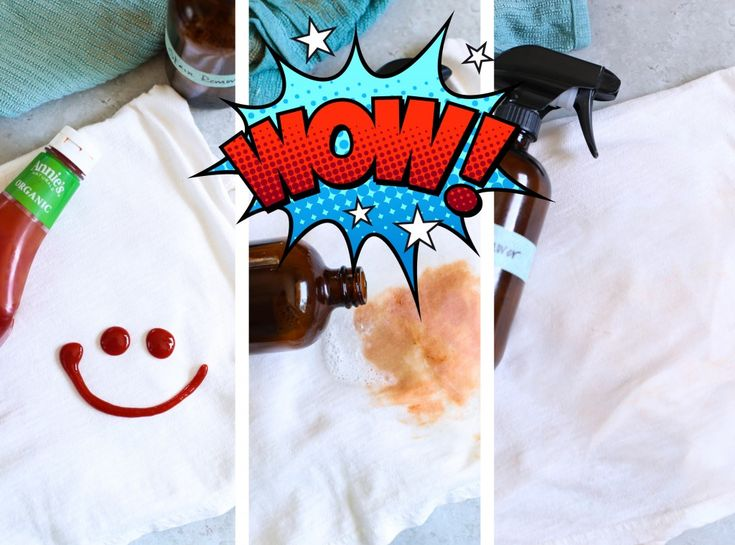Diy homemade stain remover spray gentle on clothes tough