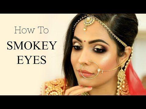 How To SMOKEY EYES | Indian BRIDAL/PARTY Makeup Tutorial | Shruti Arjun Anand http://makeup-project.ru/2018/02/10/how-to-smokey-eyes-indian-bridal-party-makeup-tutorial-shruti-arjun-anand/