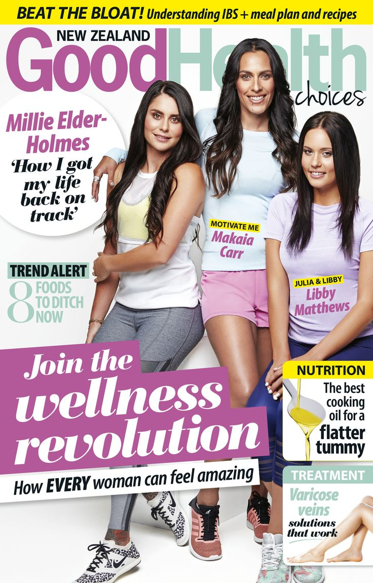 Good Health Choices April Issue