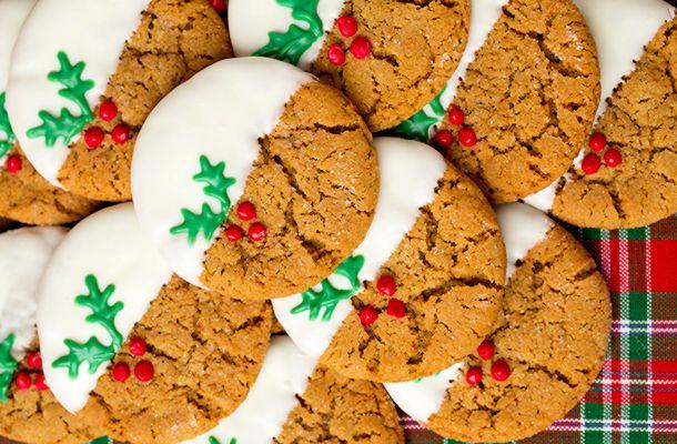 A hamisítatlan karácsonyi gyömbéres keksz receptje | femina.hu