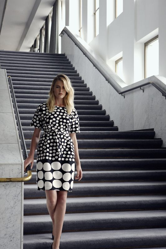 Kentauri dress #marimekko #marimekkoSS15