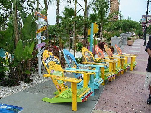 Margaritaville Row Of Chairs Margaritaville Pinterest