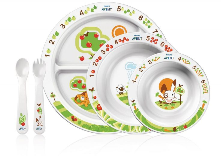 The Philips AVENT toddler meal time set SCF716/00 is an ideal solution for your child's development stages.  http://www.babysecurity.co.uk/philips-avent-toddler-mealtime-set-6m.html