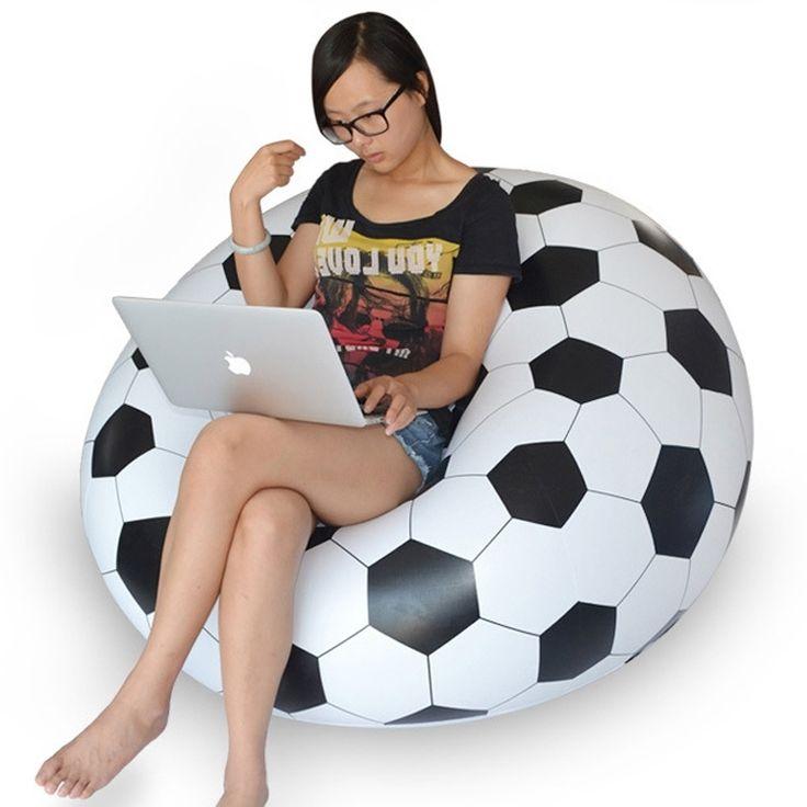 26.52$  Buy here - https://alitems.com/g/1e8d114494b01f4c715516525dc3e8/?i=5&ulp=https%3A%2F%2Fwww.aliexpress.com%2Fitem%2FFashion-Inflatable-Sofa-Soccar-Football-Self-Bean-Bag-Chair-Portable-Outdoor-Garden-Sofa-Living-Room-Furniture%2F32660442857.html - Inflatable Chair Sofa Soccer Football Bean Bag Chair Portable Outdoor Garden Sofa Living Room Furniture Corner Sofa Bean Bags