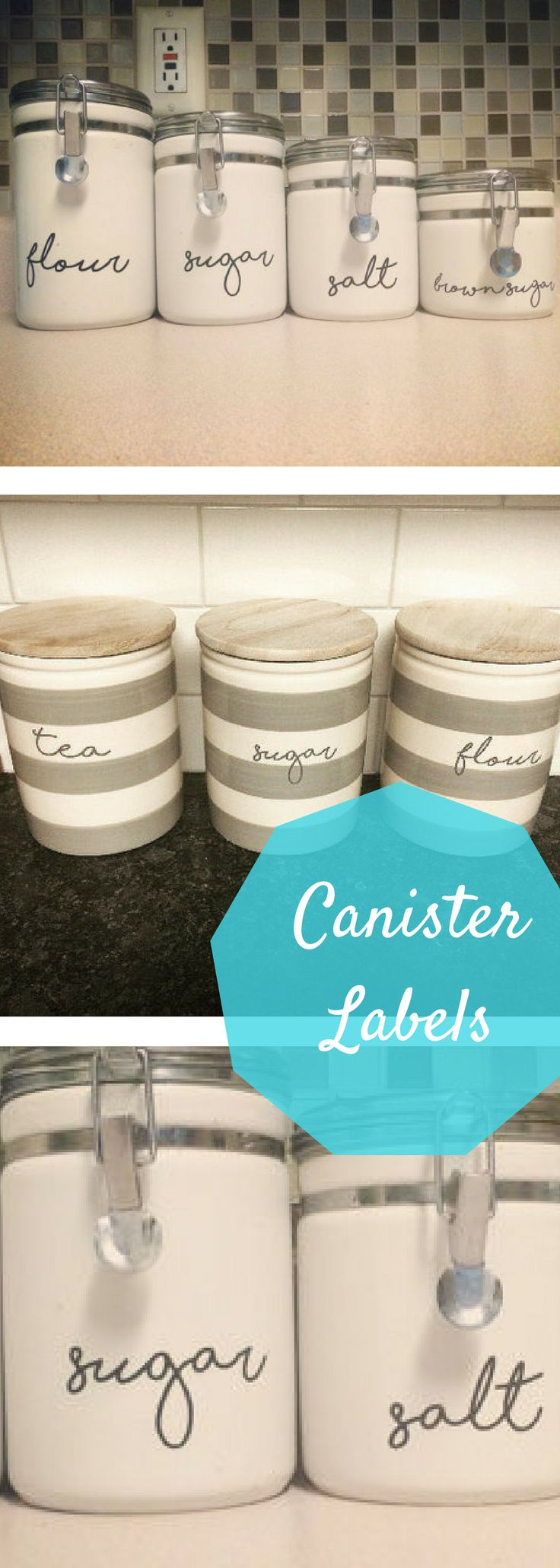 best 25 kitchen canisters ideas on pinterest canisters open kitchen canister labels kitchen accessories kitchen canister decal kitchen canister sticker kitchen