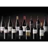 77 - El color del vino puede variar desde un púrpura oscuro, pasando por distintas tonalidades de rojo, hasta llegar a un color similar al de una teja de color claro.