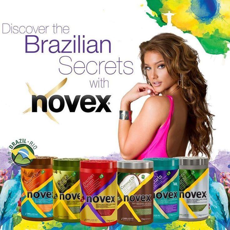 Novex Haarprodukte Fur Alle Haartypen Finden Sie Den Novex Fur Sie Www Novexhaircare Hair Care Hair Type Hair Control