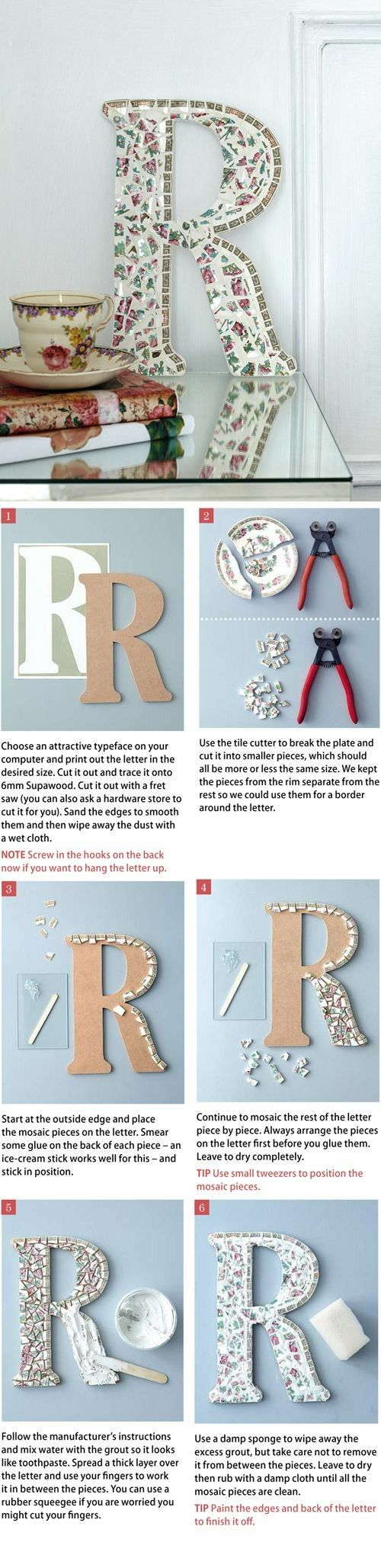 DIY monogram letters, Crafts to Make and Sell, monogram letters, monogram wall decor, monogram letters for wall, monogram wall art, monogram letter crafts, monogram ideas, letters decor, monogram letters decor, letters diy, Mary Tardito channel, DIY Hobby