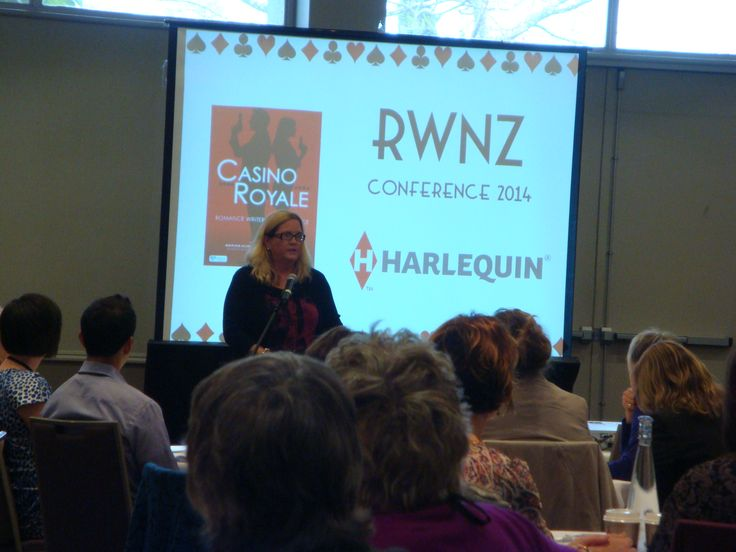 #RWNZ2014 Author and guest speaker Marie Force