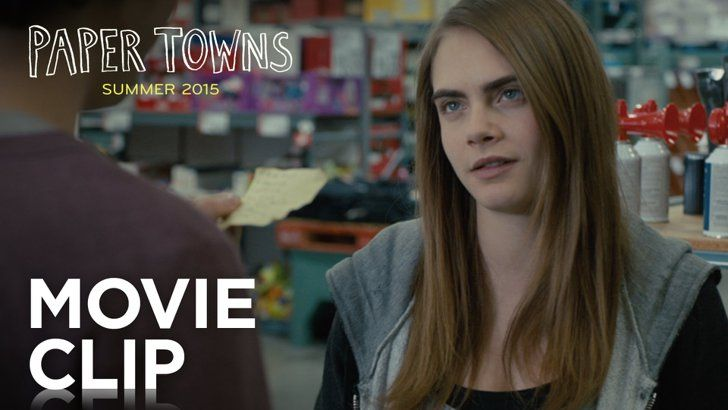 Pin for Later: 13 Reasons Lily-Rose Depp Is Totally the Next Cara Delevingne  Cara Delevingne's film, Paper Towns, was released last July, and Cara's also made cameos in Pan and Anna Karenina.