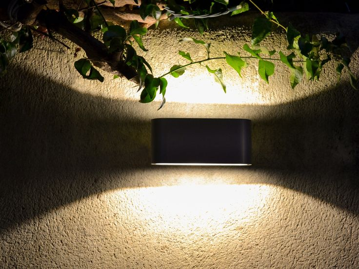 Amazing LED Wandleuchten aus Aluminium MEDA by LED BCN Lighting Solutions