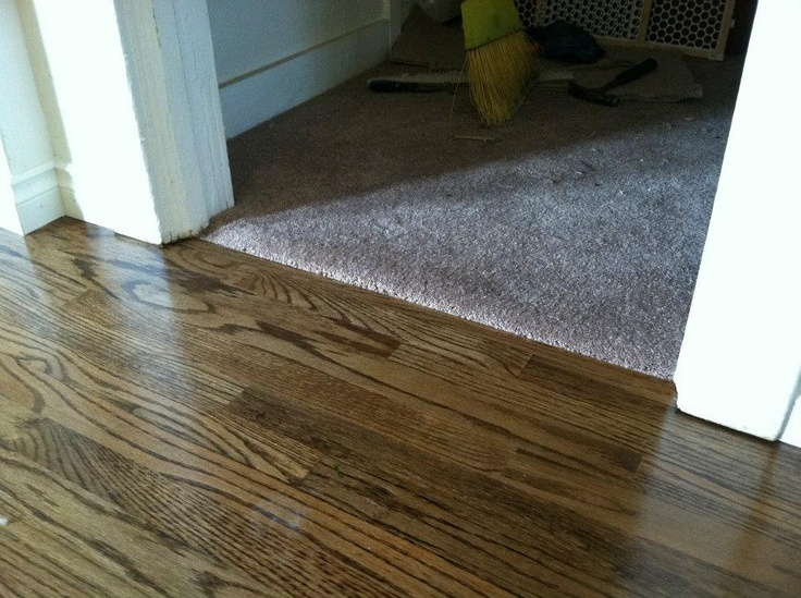 Beautiful wood floor color red oak 2 with a coffee stain for Hardwood floor color options