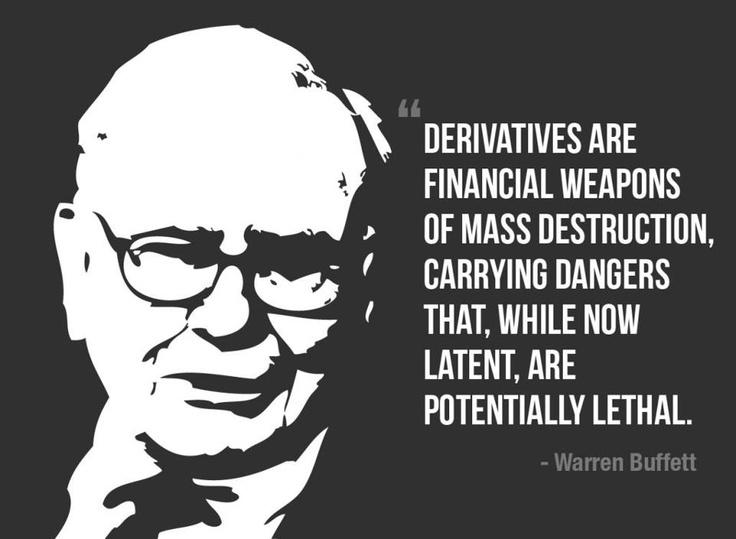 ~ Warren Buffet