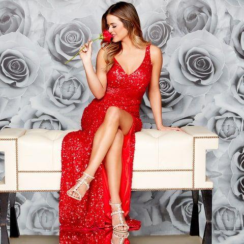 Bachelorette Season 12 Premiere JoJo Fletcher Gets Her First Kiss