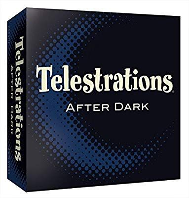 Amazon.com: Telestrations After Dark Adult Party Game   Adult Board Game   An Ad…