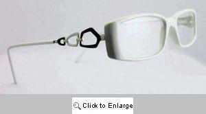 Mosaic Glasses - 181 White