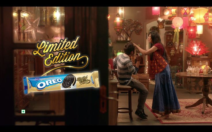 What would you choose Oreo Roast Almond or Diwali gifts ;)