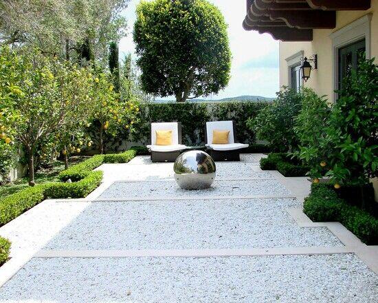 Wir Zeigen Ihnen 93 Ideen Für Gartengestaltung Mit Kies   So Arrangieren  Sie Eine Moderne Terrasse, Legen Sie Einen Kiesweg An Und Setzen Sie  Akzente Im