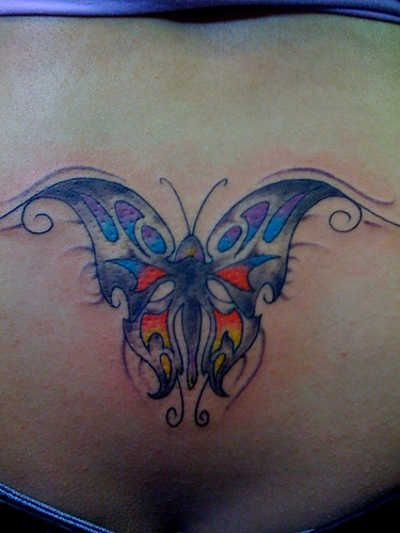 best 149 collection of delicate lovely butterfly tattoos