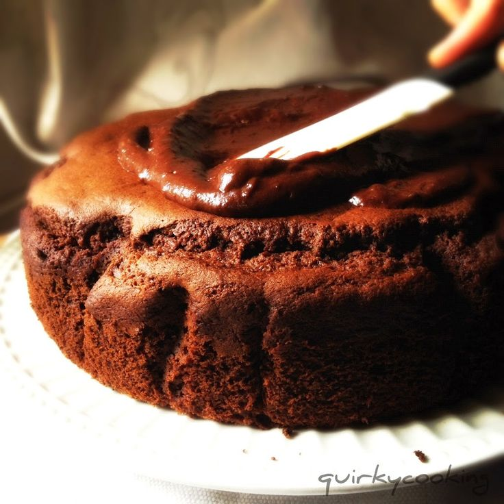 GF Chocolate Banana Cake - can also be made into cupcakes as this recipe is a moist one. KB