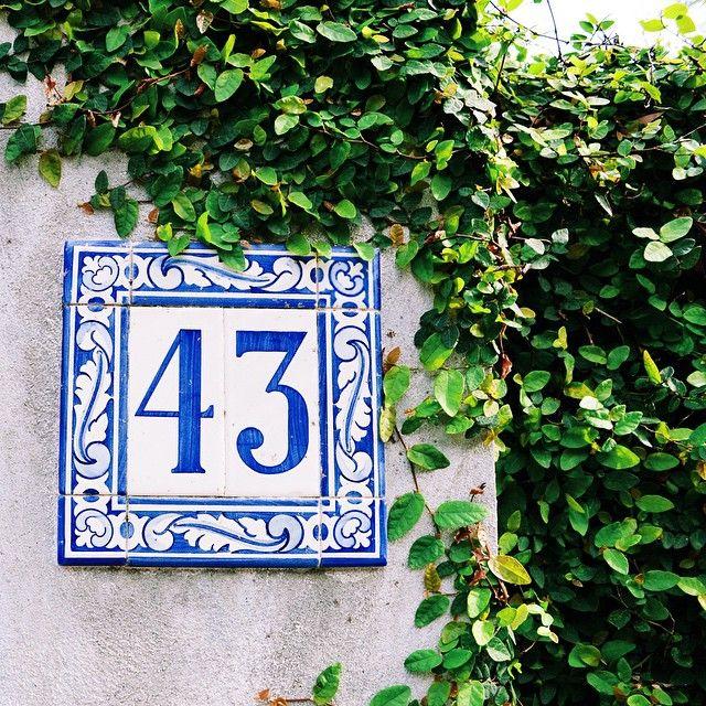 Best 25 Mediterranean house numbers ideas on Pinterest