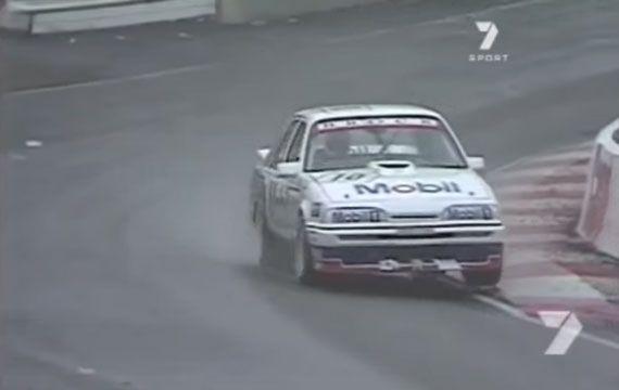 1987 Bathurst 1000. Brocks last 1000k Win.