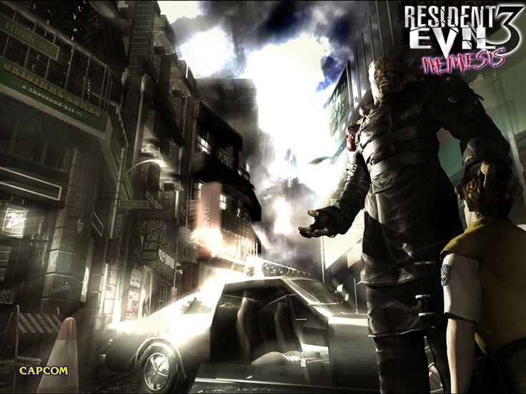 residnet evil 3 nemesis | Wallpaper image - Resident Evil 3: Nemesis Game - Mod DB