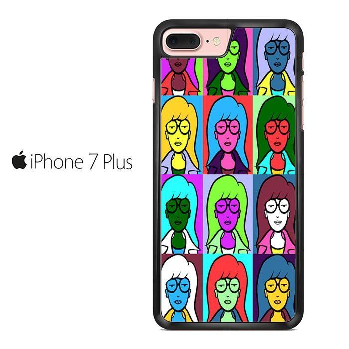 Daria Morgendorffer Iphone 7 Plus Case