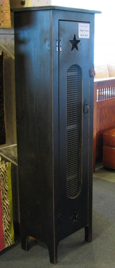 Primitive Pine Chimney Cabinet.  Beautiful - no link.
