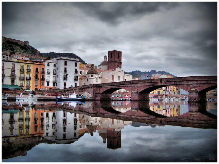 Bosa, Sardinia by Antonio Romano Lixia on 500px