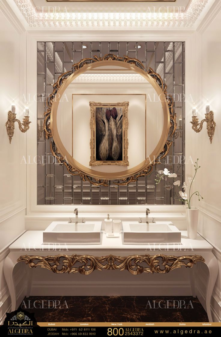 Best 20 neoclassical interior ideas on pinterest wall for Bathroom designs dubai