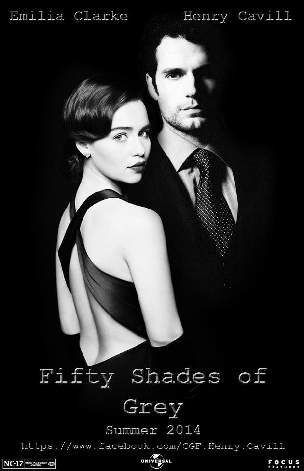 Henry Cavill & Emilia Clarke