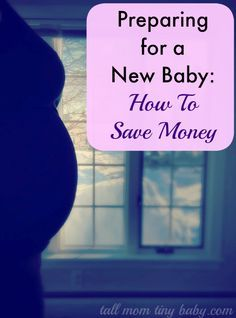 5 Simple Ways To Save Money While Pregnant - Pregnancy can be stressful enough getting ready for a new baby - but for many new moms we have to worry about not having paid maternity leave!