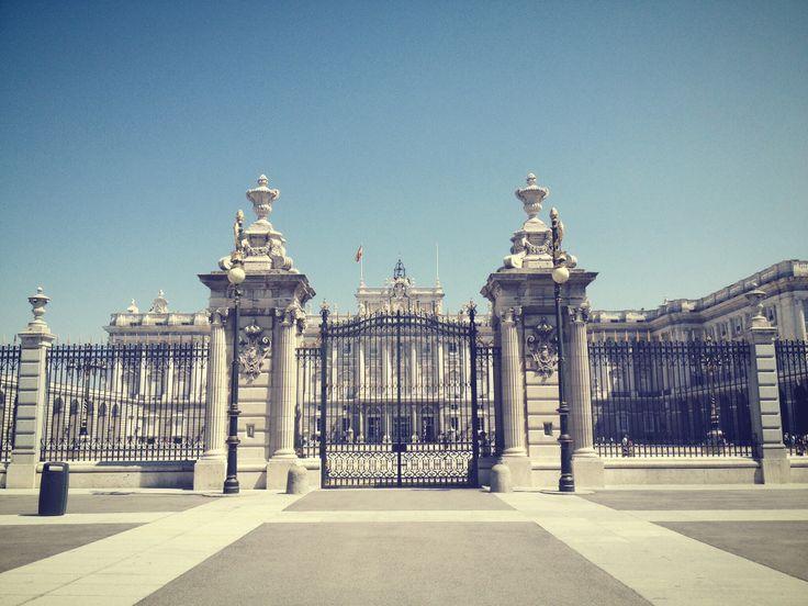 Palacio Real de Madrid , Madrid, Madrid