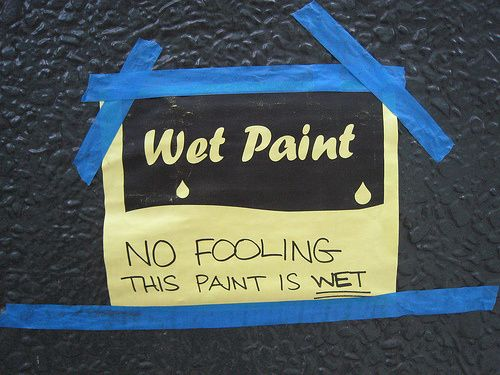 "Caution: Wet Solar Power (new research to boost efficiency of solar ""paint""..."