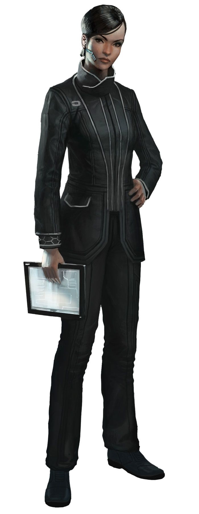 Corporation Uniform from The Secret World
