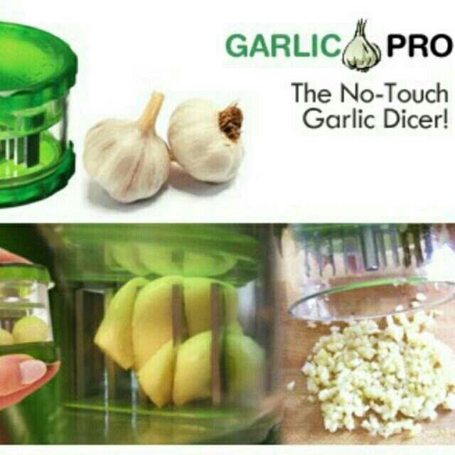 Saya menjual Garlic Pro + Ez Peeler ( pencincang & pencacah ) seharga Rp95.000. Dapatkan produk ini hanya di Shopee! http://shopee.co.id/gembelellitte/980767 #ShopeeID