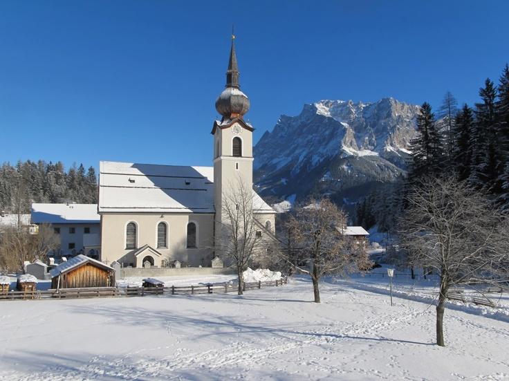 Biberwier Austria