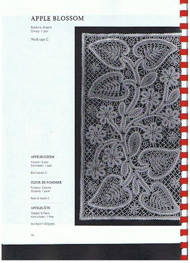 Korableva y Cook - Russian lace patterns - lini diaz - Picasa Albums Web