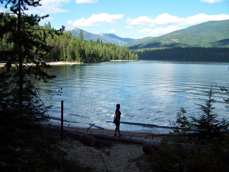 2001: Priest Lake, Idaho