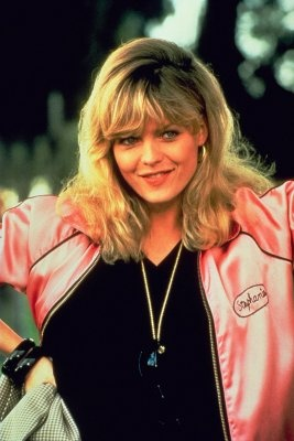 The movie sucked, but Michelle Pfeiffer made a hot Pink Lady. :)